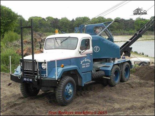 REO M-truck, foto van sem-beekers