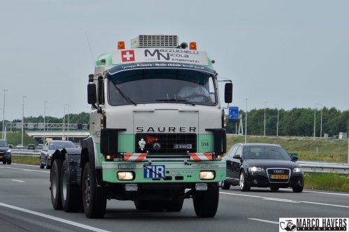 Saurer D330