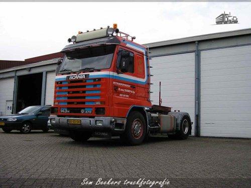 Scania 143 Streamline, foto van sem-beekers