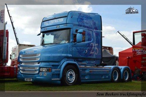 Scania T730, foto van sem-beekers