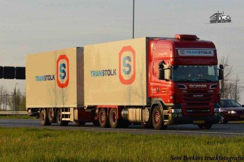 Scania R620, foto van sem-beekers