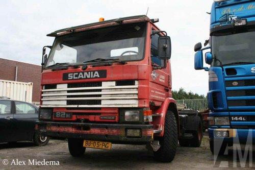 Scania 82, foto van Alex Miedema