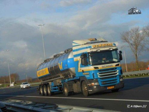 Scania R400, foto van arjan-dijkers