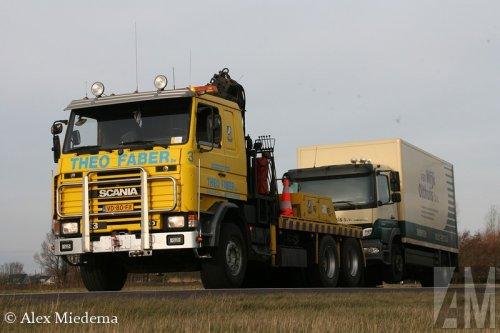 Scania 113, foto van Alex Miedema