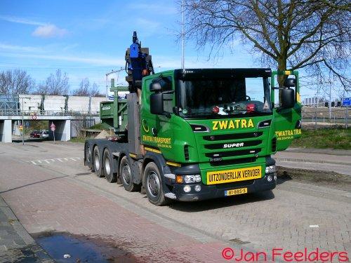 Scania R620, foto van Jan F