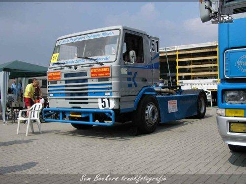 Scania 113, foto van sem-beekers