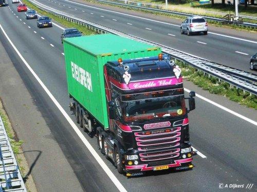 Scania R520, foto van arjan-dijkers