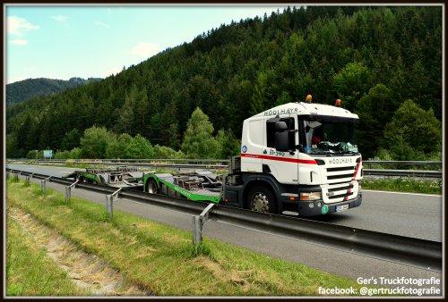Scania P400, foto van ger-bunk