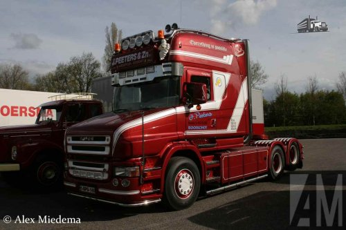 Scania T460, foto van Alex Miedema