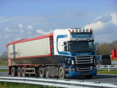 Scania R420, foto van arjan-dijkers
