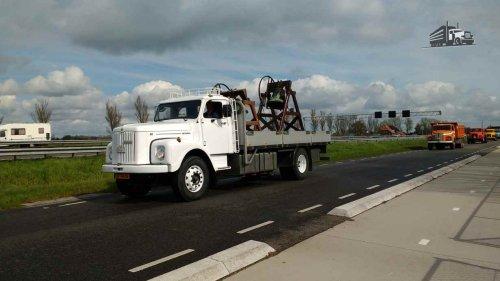 Scania L81, foto van appievaltra