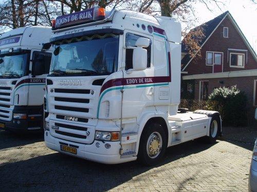 Scania R500, foto van marcel-filart