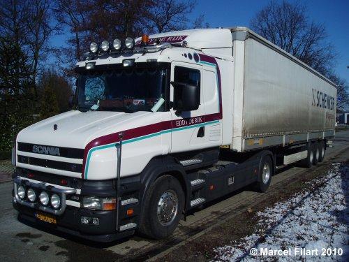 Scania T164 (vrachtwagen), foto van marcel-filart
