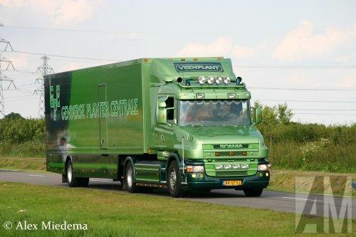 Scania T380, foto van Alex Miedema