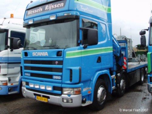 Scania 114, foto van marcel-filart