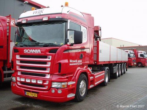 Scania R-serie, foto van marcel-filart
