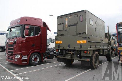 Scania SBA111, foto van Alex Miedema