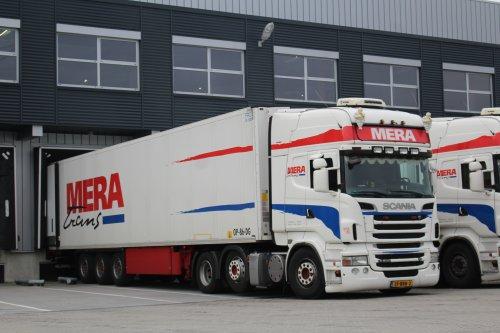 Scania R-serie, foto van Lasse Helderman Photography