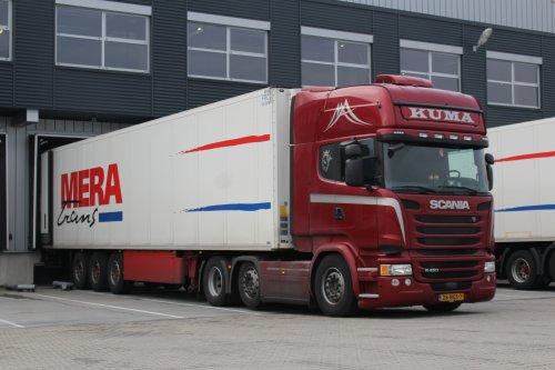 Scania R-serie Streamline, foto van Lasse Helderman Photography