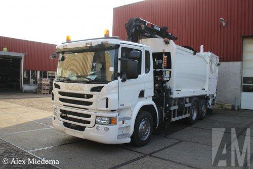 Scania P280, foto van Alex Miedema