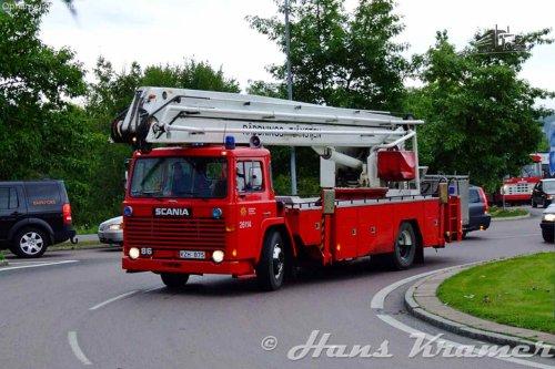 Scania 86, foto van Hans Kramer