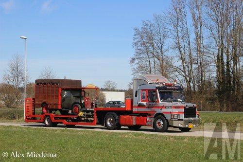 Scania T143, foto van Alex Miedema