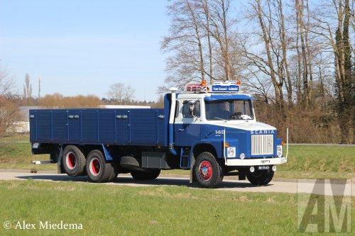 Scania L141, foto van Alex Miedema
