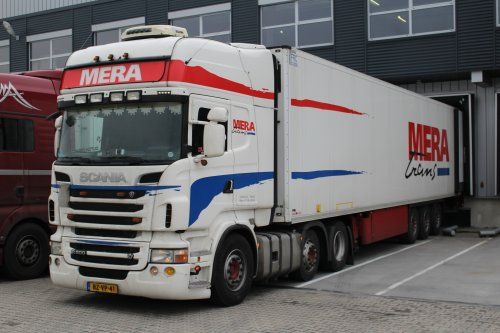 Scania R500, foto van Lasse Helderman Photography
