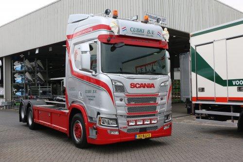 Scania R450 (new), foto van cor-klok