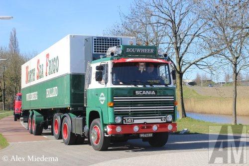 Scania 141, foto van Alex Miedema