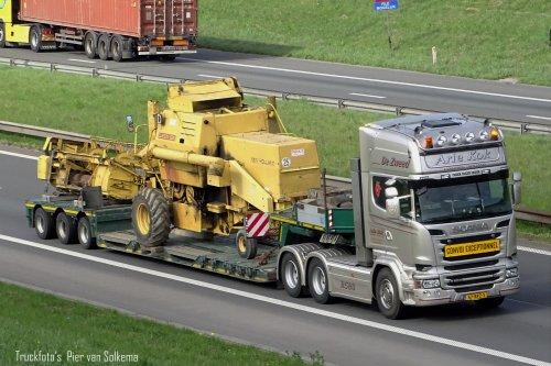 Scania R-serie, foto van pierius-van-solkema