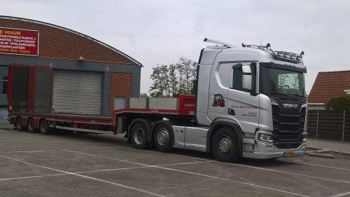 Scania R730 (New), foto van manus