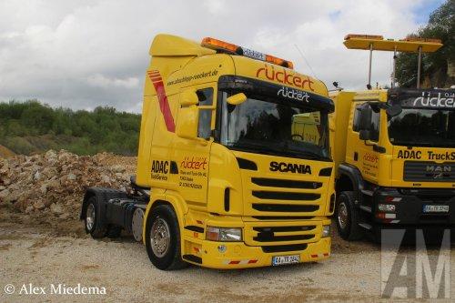 Scania G420, foto van Alex Miedema