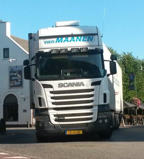 Scania R480 van aa-smit