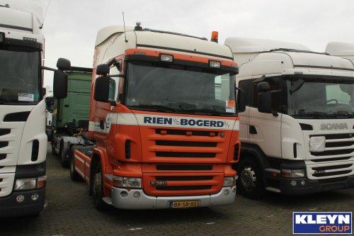 Scania R380 van Katy Kleyn