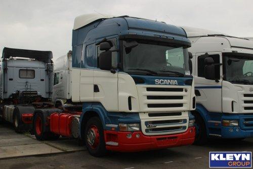 Scania R420 van Katy Kleyn