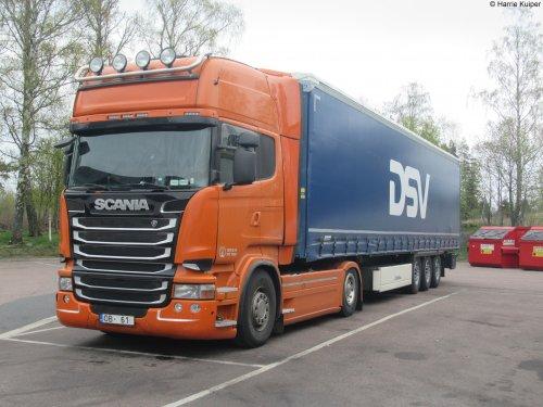 Scania onbekend/overig van oldtimergek