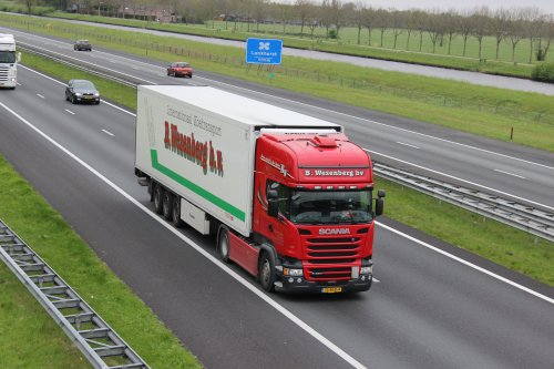Scania R490, foto van julian-van-der-haven