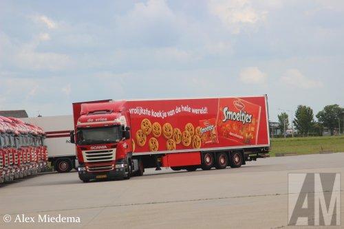 Scania R360, foto van Alex Miedema