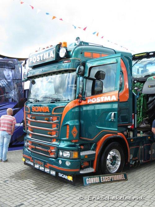 Scania R500, foto van erik-schakelaar