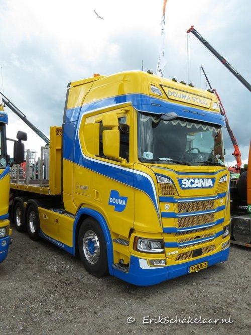 Scania R450 (new), foto van erik-schakelaar