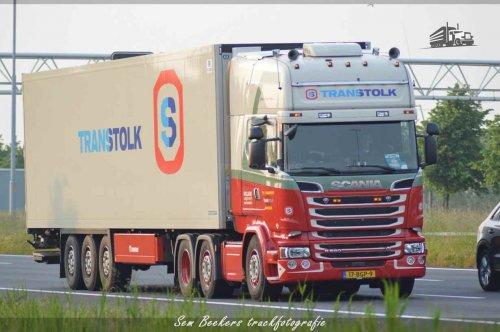 Scania R580, foto van sem-beekers