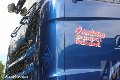 Scania S500, foto van Alex Miedema