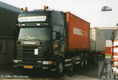 Scania 144, foto van Alex Miedema