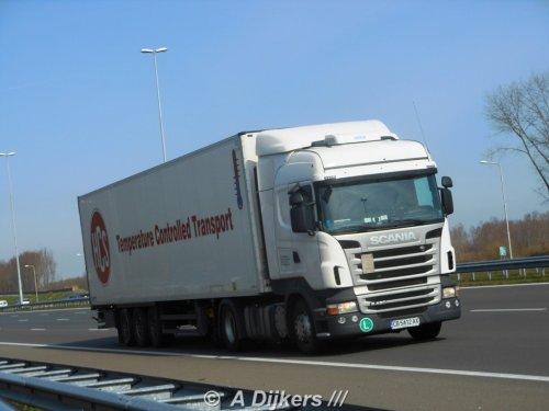 Scania R420 van arjan-dijkers