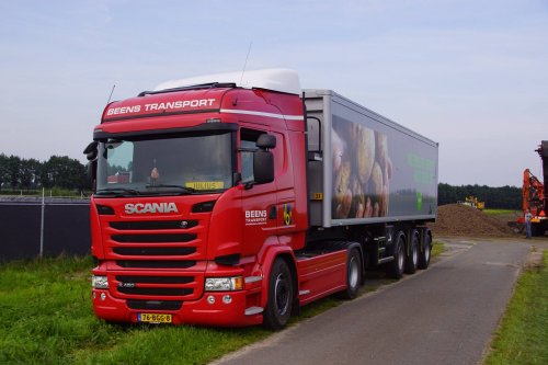 Scania R450 van jans-eising