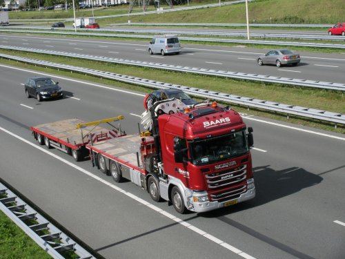 Scania G450 van RidgyFive64