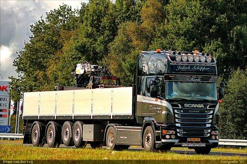 Scania R500, foto van Bram van der Leij