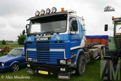 Scania 142, foto van Alex Miedema