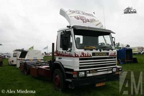 Scania 93, foto van Alex Miedema